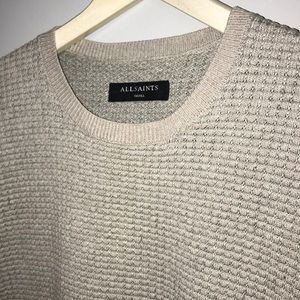 All Saints Men's Sweater Size Small